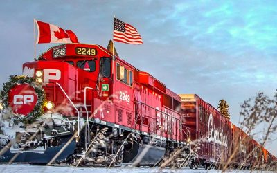 CP Holiday Train Coming to Gleichen!